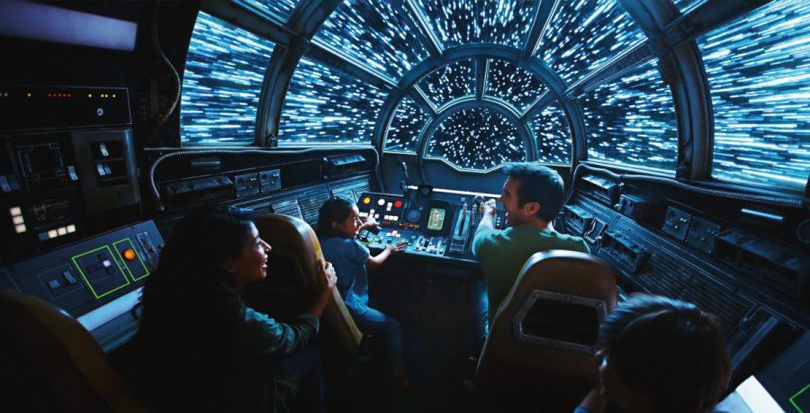 Swge Millennium Falcon Cockpit