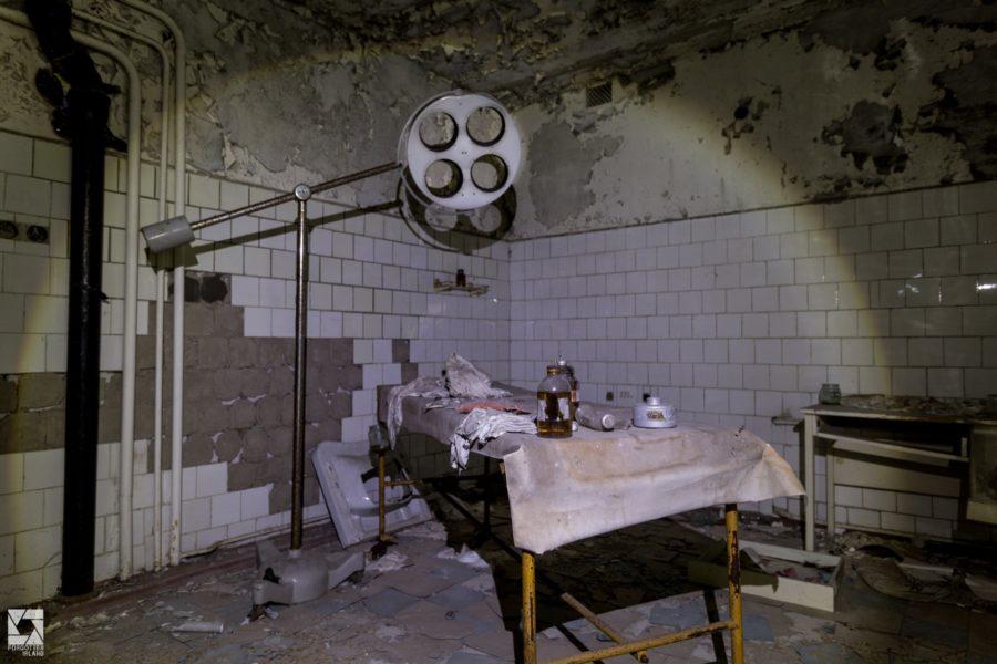 Pripyat Hospital Night 04 Resize
