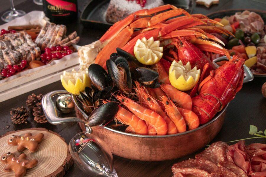 Christmas Seafood Island 聖誕精選海鮮
