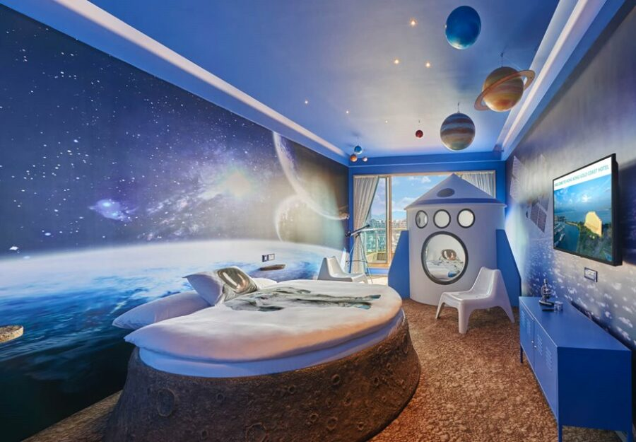 Outer Space Themed Room With Seaview Balcony@2X 1