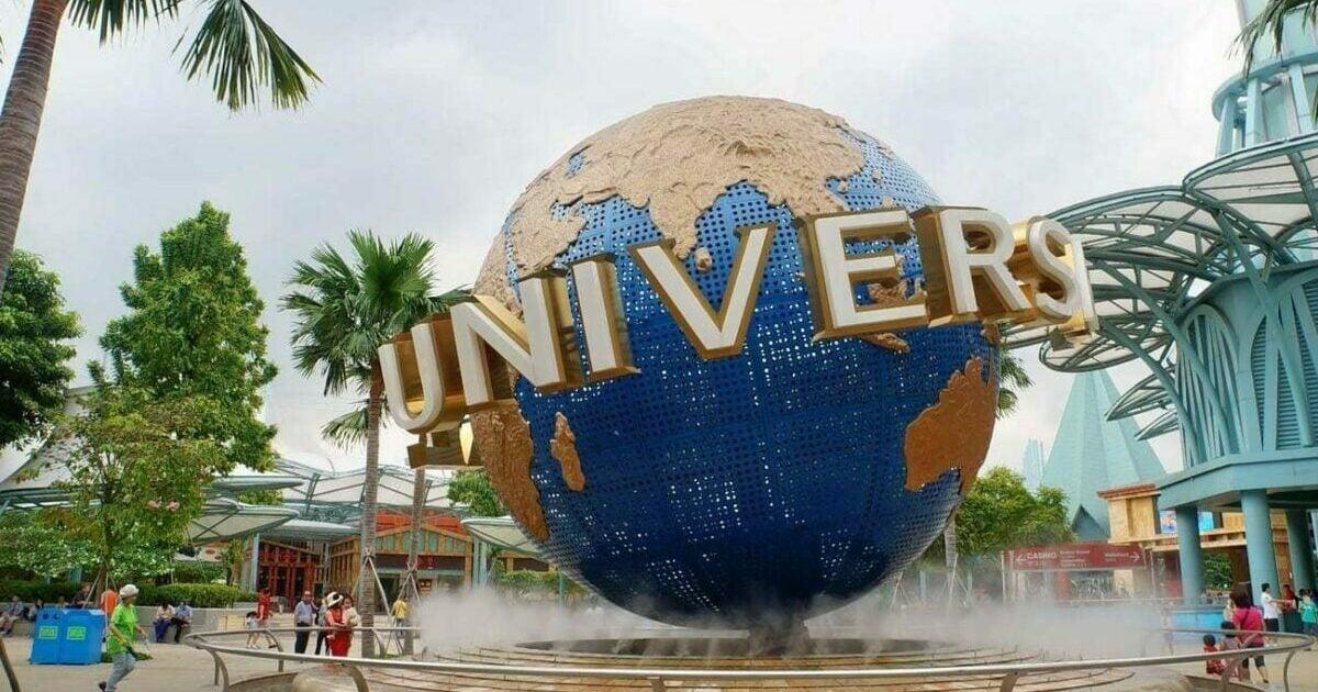 新加坡環球影城門票 Universal Studio Ticket