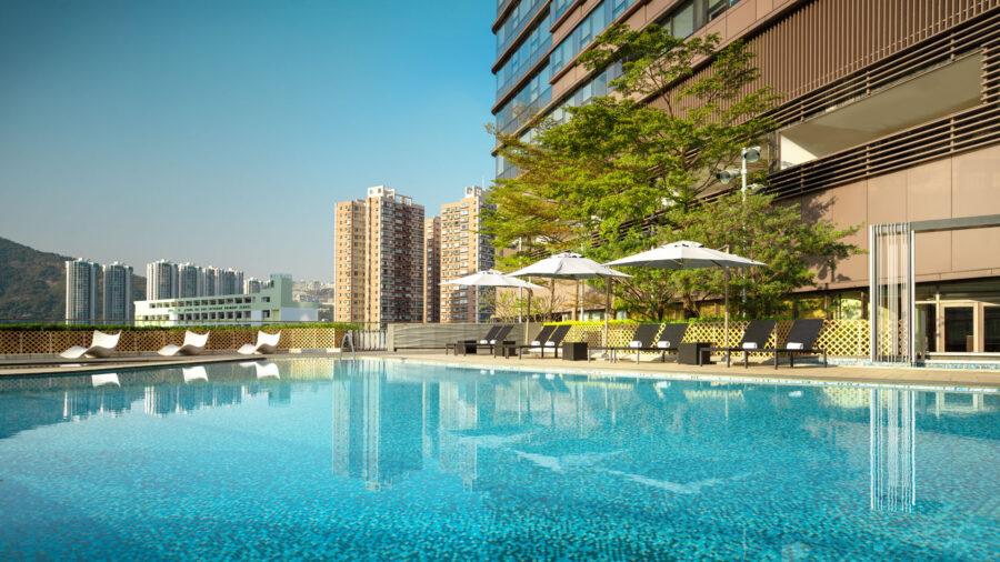 Courtyard By Marriott Hong Kong Sha Tin Hong Kong 1