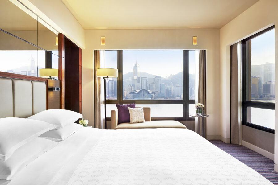 Sheraton Hong Kong Hotel Towers 2